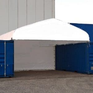 Redpath container shelter option