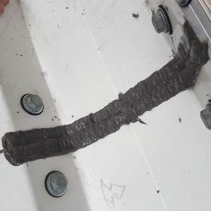 Guttersnot gutter joint sealant